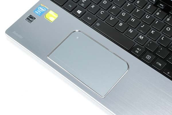 Toshiba Satellite S50t-A-118 \u2013 Keyboard, Touchpad and Verdict Review