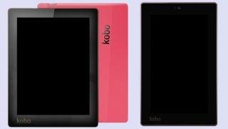 Kobo Aura and Kobo Arc 7HD