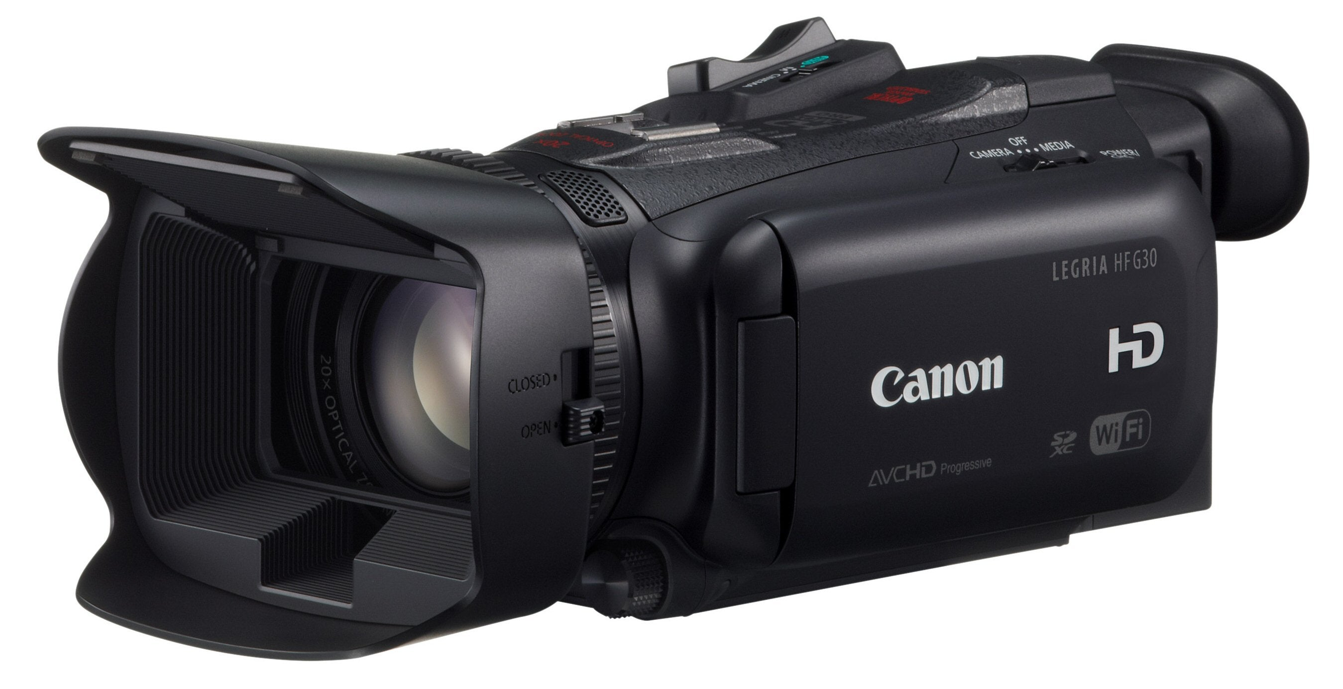 Canon Legria Hf G30 Review Trusted Reviews