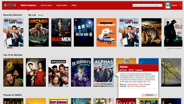 how to watch netflix on my smart tv