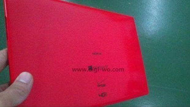 Nokia Lumia tablet leak