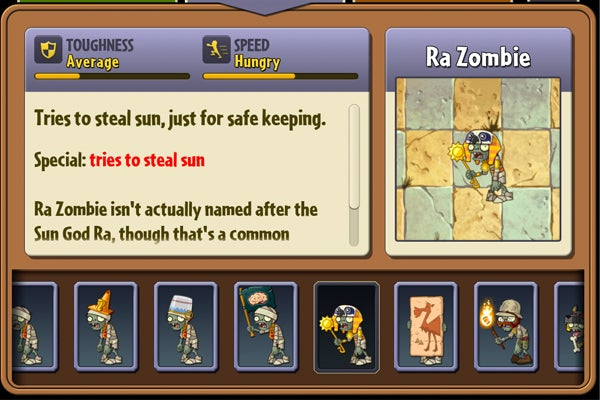 Plants vs Zombies 2: It's About Time Review   Trusted Reviews