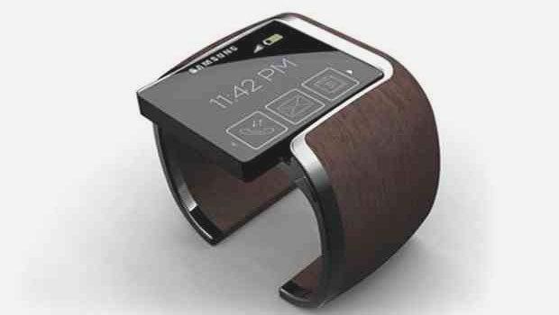 Samsung Galaxy Smartwatch Concept