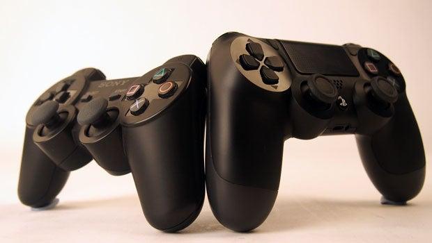 DualShock 4 vs DualShock 3