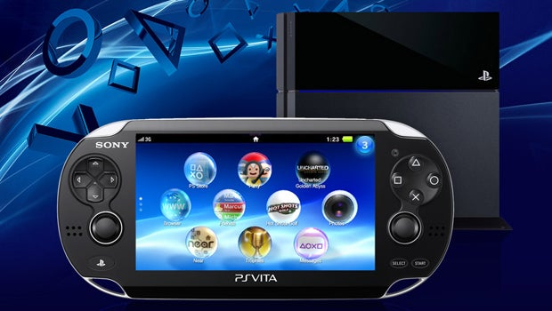 Sony PS4 and PS Vita