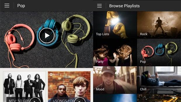 Spotify Browse
