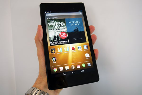 Nexus 7 2013 Review | Trusted Reviews