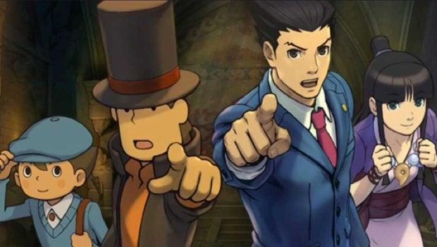 Professor Layton vs Phoenix Wright: Ace Attorney