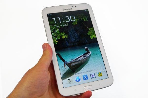 האחרון Samsung Galaxy Tab 3 7.0 Review | Trusted Reviews LN-12