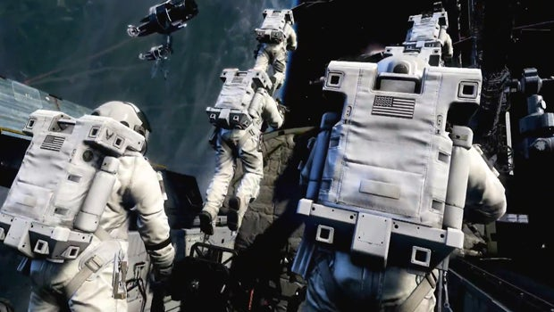 Call of Duty: Ghosts single player campaign