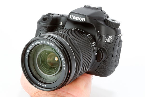 Canon EOS 70D Review   Trusted Reviews