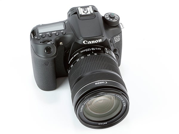 Canon EOS 70D Review | Trusted Reviews