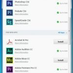 Adobe Premiere Pro Creative Cloud 7.01
