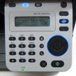 Dell B1265dfw - Controls