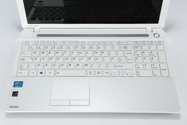 Toshiba Satellite C55-A-12U \u2013 Keyboard, Touchpad and Verdict Review