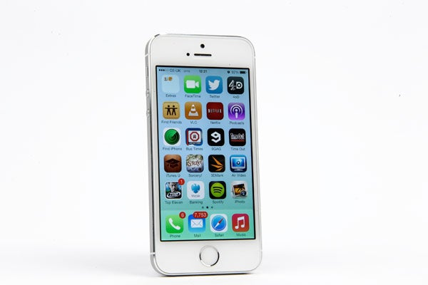 iPhone 5S Review - Performance and battery life Review