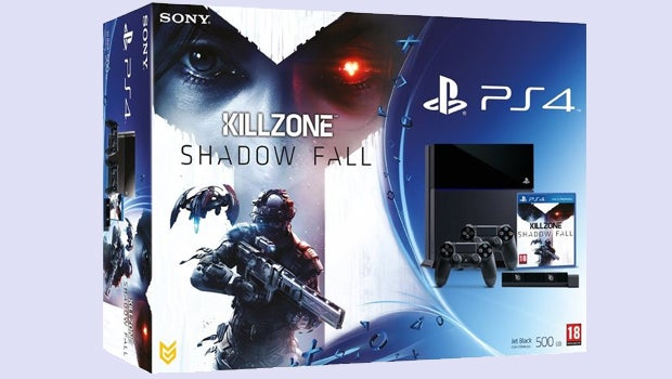 PS4 Killzone: Shadow Fall bundle