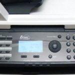 Kyocera FS-1130MFP - Controls