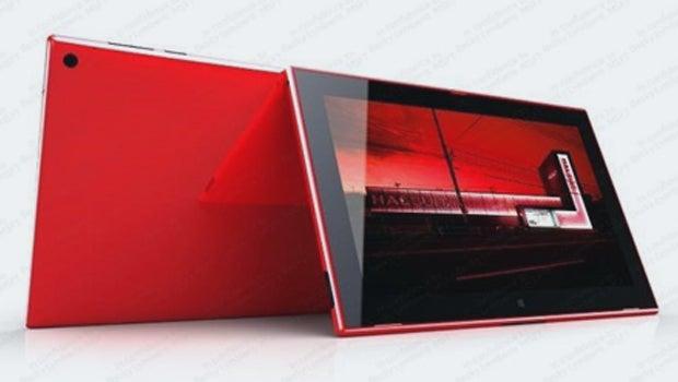 Lumia tablet