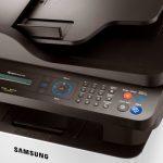Samsung Xpress M2875FD - Controls