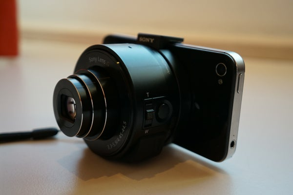 Sony QX10 Review | Trusted Reviews