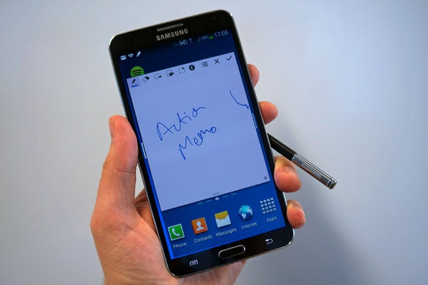 samsung galaxy note 3 review trusted reviews