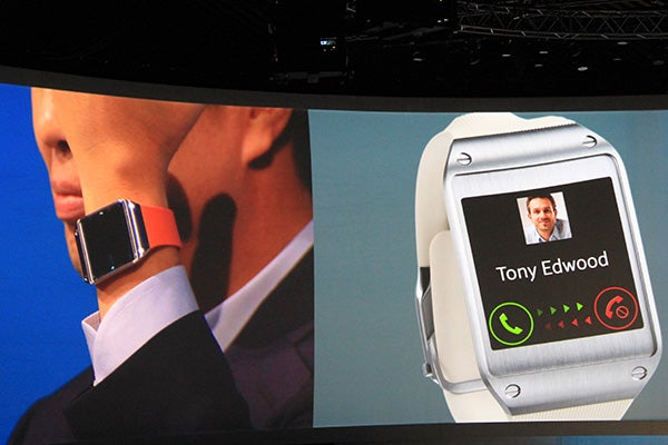 Samsung Galaxy Gear Review | Trusted Reviews