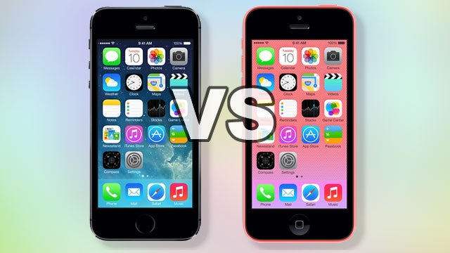 Iphone 5s Vs Iphone 5c Which Should You Buy Trusted Reviews
