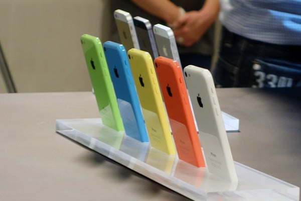 iPhone 5C Review | Trusted Reviews