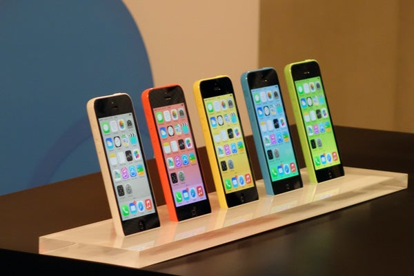 reputable site 34fe0 a503b iPhone 5C Review | Trusted Reviews