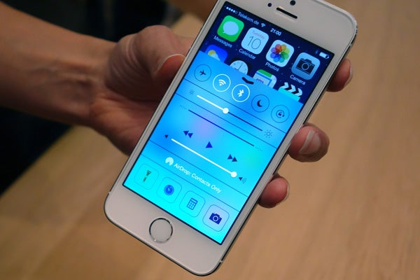 iPhone 5S Review | Trusted Reviews