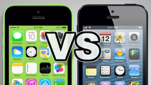 Iphone 5c Vs Iphone 5 Trusted Reviews