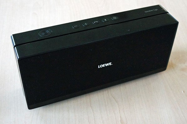 Loewe Speaker 2go Review | Trusted Reviews