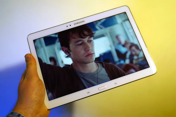 Samsung Galaxy Note 10.1 2014 Review | Trusted Reviews