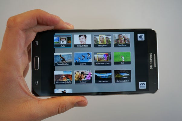 Camera App and Image Quality Review | Trusted Reviews
