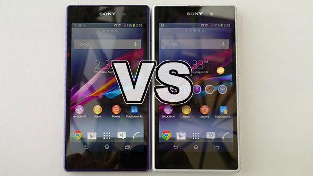 Sony Xperia Z1 7