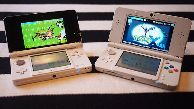 New 3DS vs 3DS