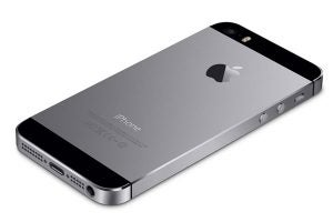 The Home Button Of 5S Is Outlined By A Metallic Ring Its Part Touch ID Sensor Fingerprint Scanner Which You Dont Get On An IPhone 5