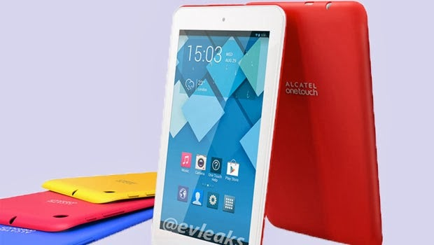 Alcatel OneTouch Pop 7-inch tablet