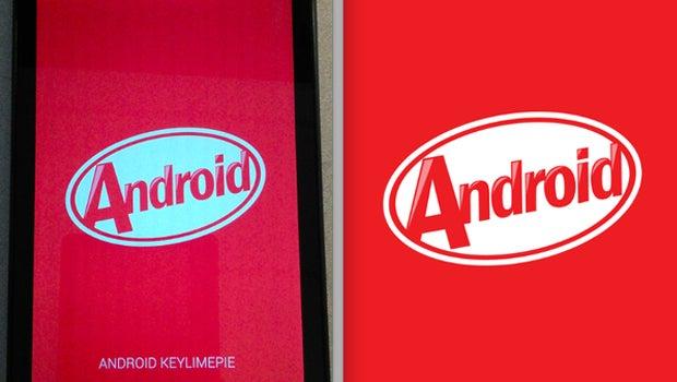 Android 4.4 KitKat UI