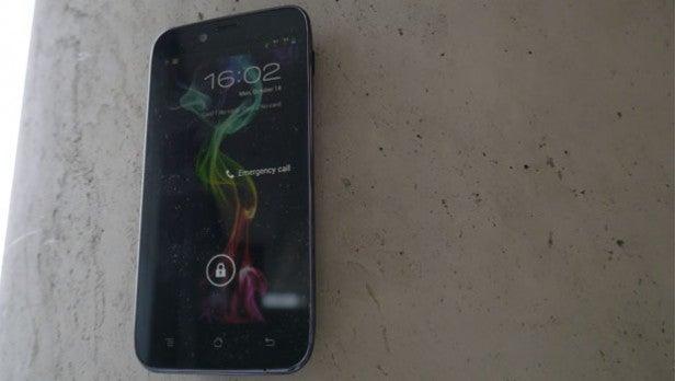 portable archos smartphone