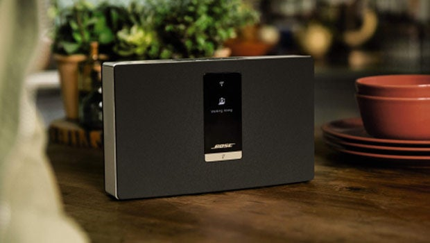 bose launches sonos rivalling soundtouch wi fi music. Black Bedroom Furniture Sets. Home Design Ideas
