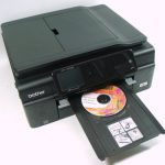 Brother MFC-J870DW - DVD Carrier