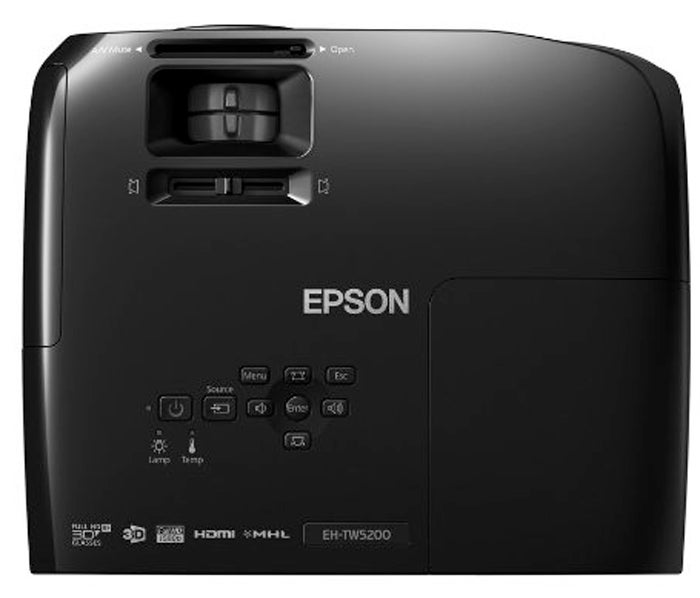 Epson EH-TW5200 Review | Trusted Reviews