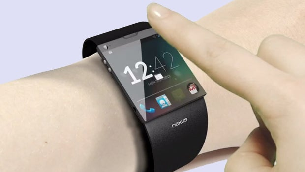 Google Nexus Gem smartwatch