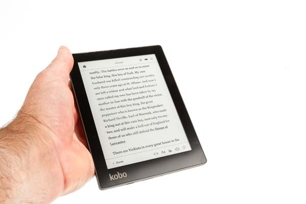 Kobo Aura Review | Trusted Reviews