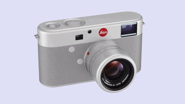 Leica M for (RED) by Jony Ive