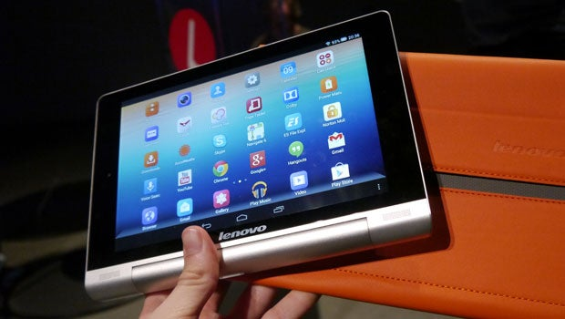 Lenovo Yoga Tablet Review | Trusted Reviews