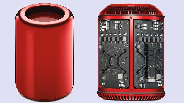Jony Ive bespoke Product (RED) Mac Pro