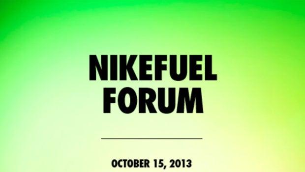 Nike FuelForum